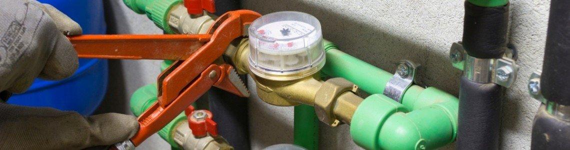 Самостоятелен монтаж на водомер в апартамент или къща – 1 част