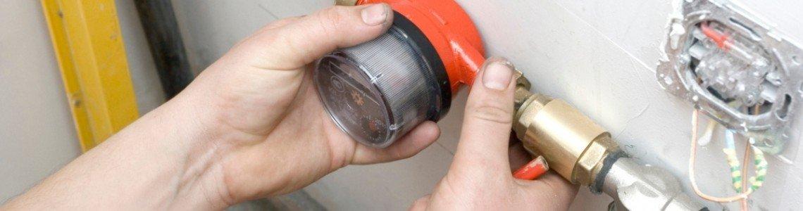 Самостоятелен монтаж на водомер в апартамент или къща – 2 част