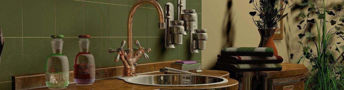 Как да изберете мивка за баня? – 1 част