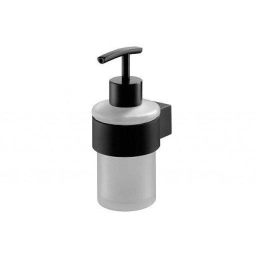 Дозатор за течен сапун Futura черен мат (Диспенсър за течен сапун Futura черен мат) на цени от 56.99 лв. само в dklux.com