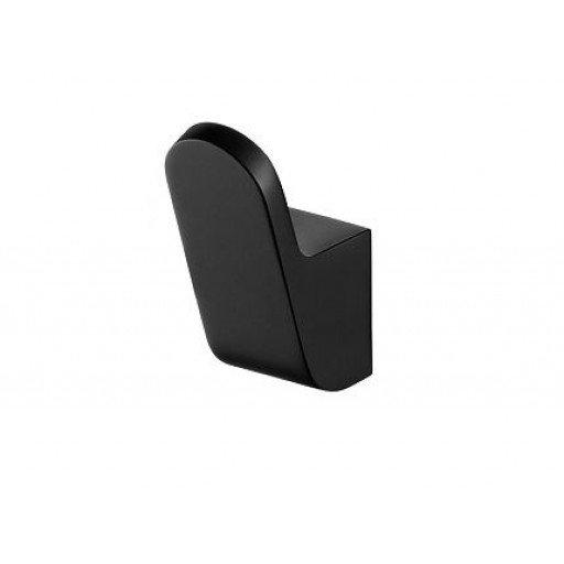 Закачалка за кърпи Futura черен мат (Закачалка за кърпи черен мат Futura единична) на цени от 17.99 лв. само в dklux.com