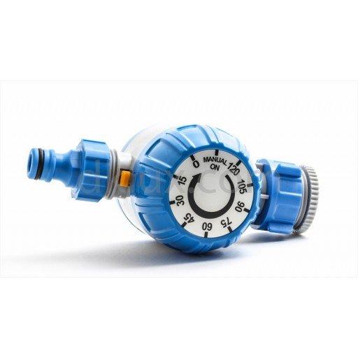 Механичен таймер за поливане - 120 минути (Механичен поливен таймер, 120 минути) на цени от 12.99 лв. само в dklux.com