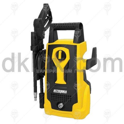 Водоструйка RTR MAX 1400W,105 BAR (Водоструйка 1400W, 105bar, RTRMAX) на цени от 138.49 лв. само в dklux.com
