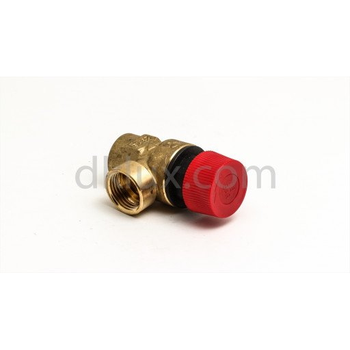"""Предпазен мембранен клапан по налягане 1/2"""" 1.5bar (Предпазен клапан по налягане 1.5bar) на цени от 6.99 лв. само в dklux.com"""